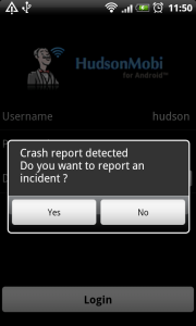 Crash Reporter