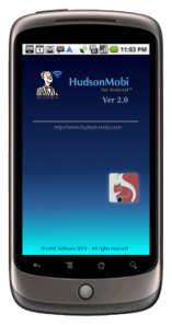 HudsonMobi for Android